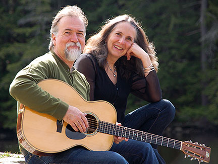 Susie Burke and David Surette