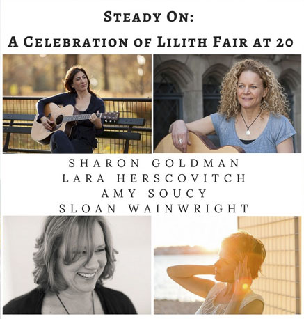 Steady On: A Celebration of Lilith Fair at 20